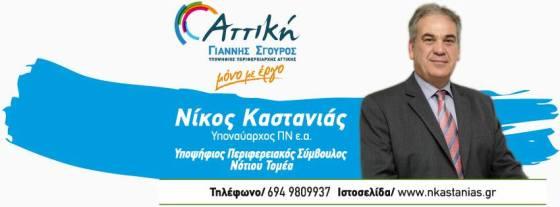 Νίκος Καστανιάς